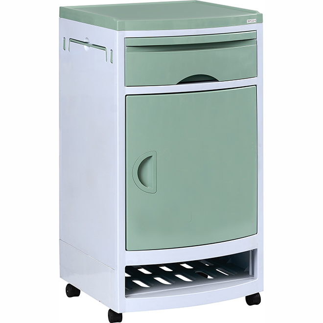 SKS003 Medical Cabinet With Castors
