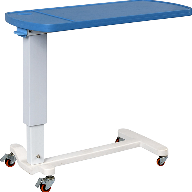 SKH046-2 Height Adjustable Overbed Table