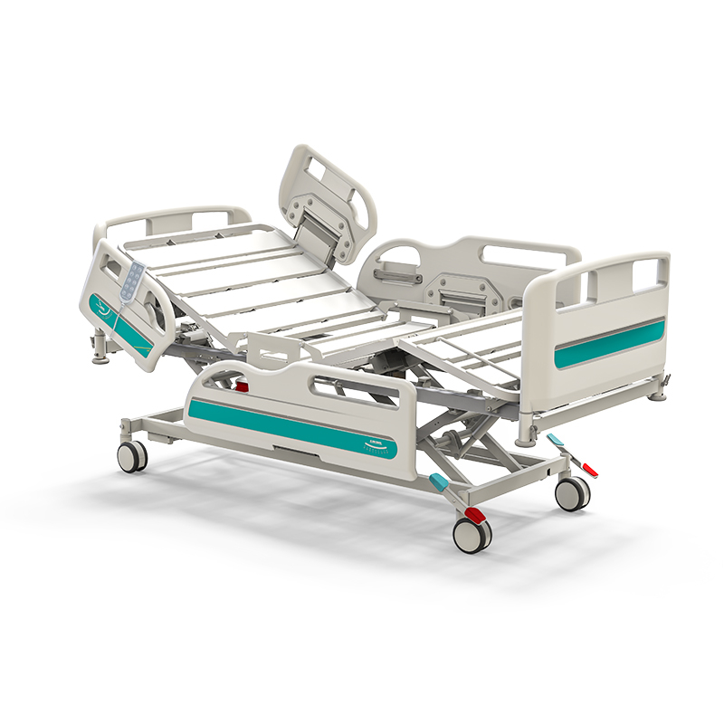 Y8y8c Five Function Adjustable Electric Hospital Care Bed