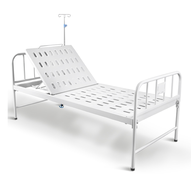 SK056-1C Cheap Hospital Medical Patient Manual Bed