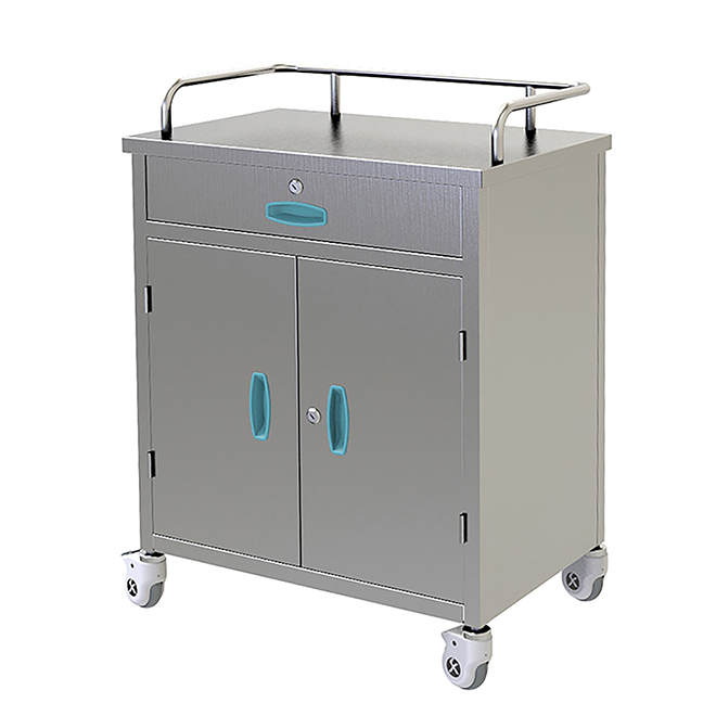 SKH018 Cheap Multi-Purpose Medicine Delivery Trolley