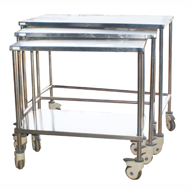 SKH006-102 Medicine Transport Moving Trolley