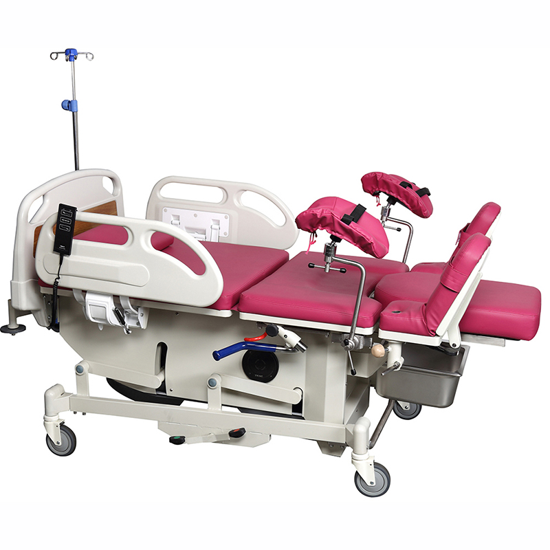 A98-1S Hospital Furniture Electric Obstetric Bed