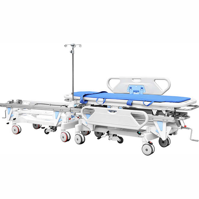 SKB038-2 Patient Trolley