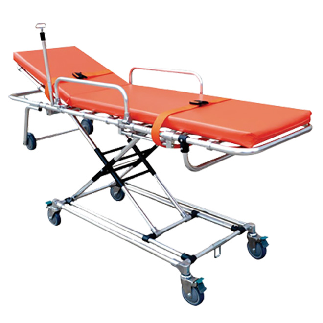 SKB039(G) Ambulance Patient Stretcher Trolley