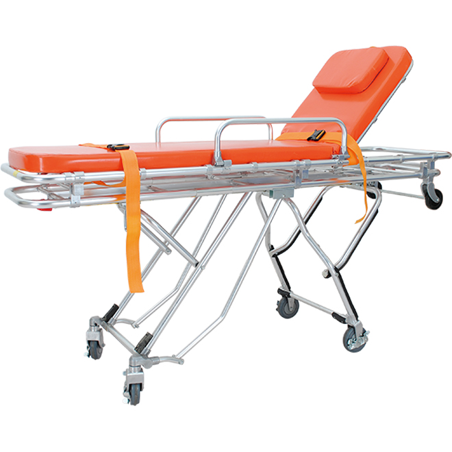 SKB039(F) Medical Emergency Resuscitation Trolley