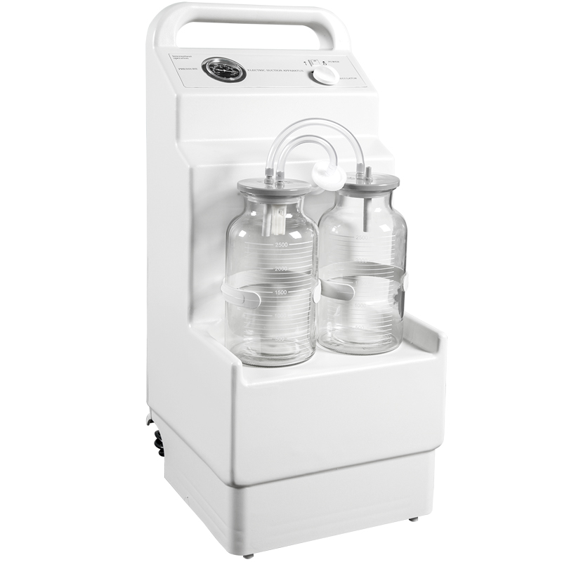 SK-EX102 Medical Mobile Electric Suction Machine Device